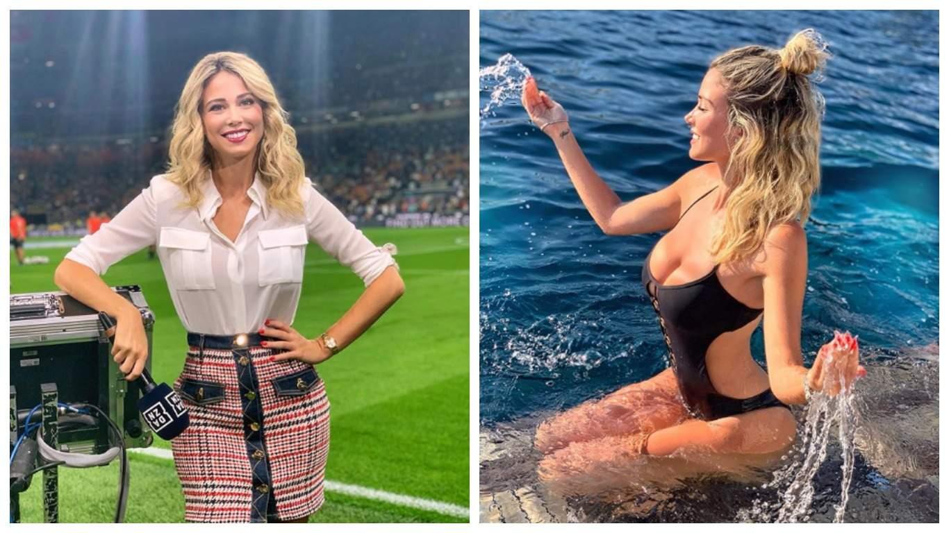 Горячая журналистка прокомментировала свой отказ показать грудь фанатам «Наполи»