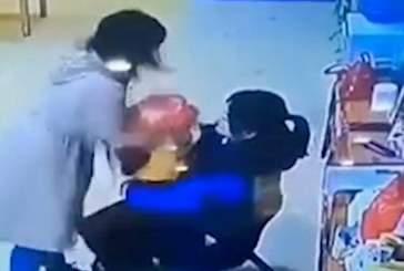 Пользователи сети встали на сторону отца, напавшего на воспитательницу