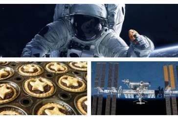 Американские астронавты испекут печенье на МКС