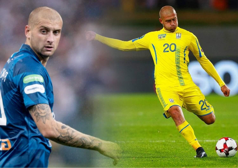 Ракицкий заявил об уходе из украинской сборной по футболу