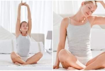 Учёные заявили, что гимнастика до завтрака является более полезной для организма