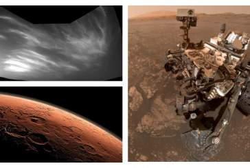 Curiosity обнаружил необъяснимое повышение уровня кислорода на Марсе