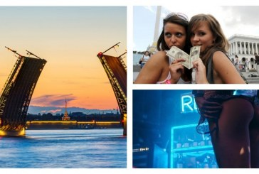 В Литве рассказали о популярности поездок в Петербург из-за секс-туризма