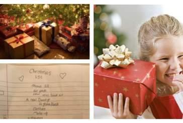 Список желаний маленькой девочки на Рождество шокировал ее отца