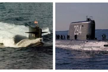 Полвека назад советская подлодка K-19 протаранила американскую субмарину USS Gato