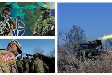 В США представили сценарий «российского вторжения» в страны Прибалтики