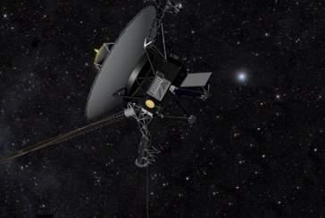 «Вояджер-2» спустя 40 лет вышел в межзвёздное пространство