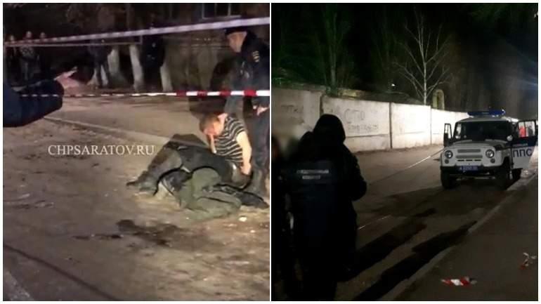 Полицейский скончался от огнестрельного ранения в Саратове