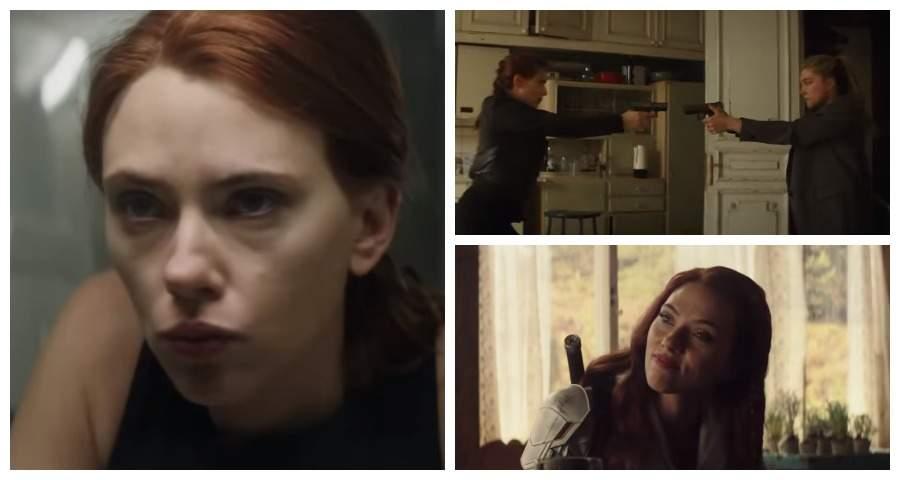 """Marvel представила первый трейлер """"Чёрной вдовы"""" со Скарлетт Йоханссон"""