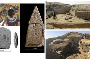 В Египте впервые найдены тела людей с загадочным конусами на голове