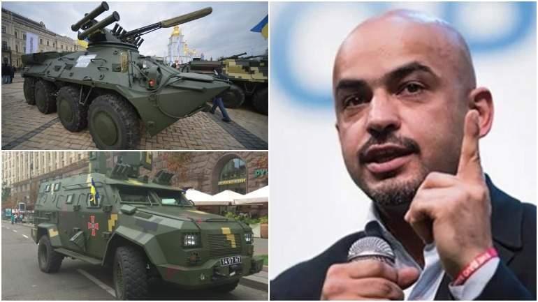 На Украине заявили о победе над Россией на мировом рынке оружия