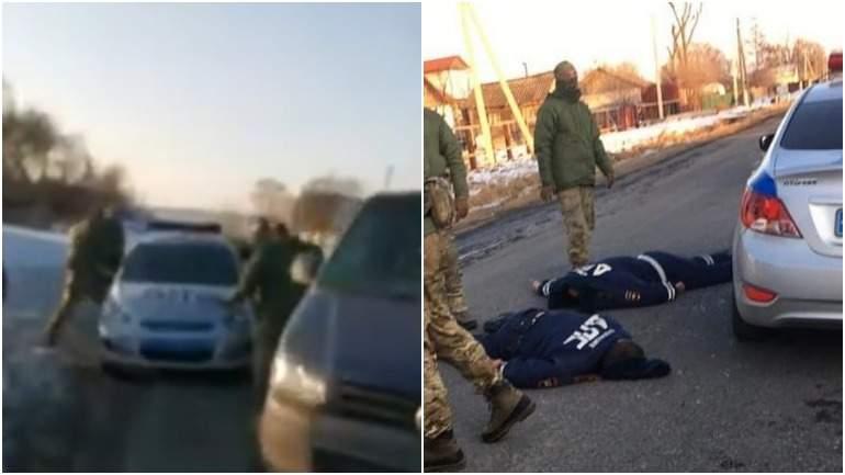 В Приморье по подозрению во взятке задержаны два сотрудника ГИБДД