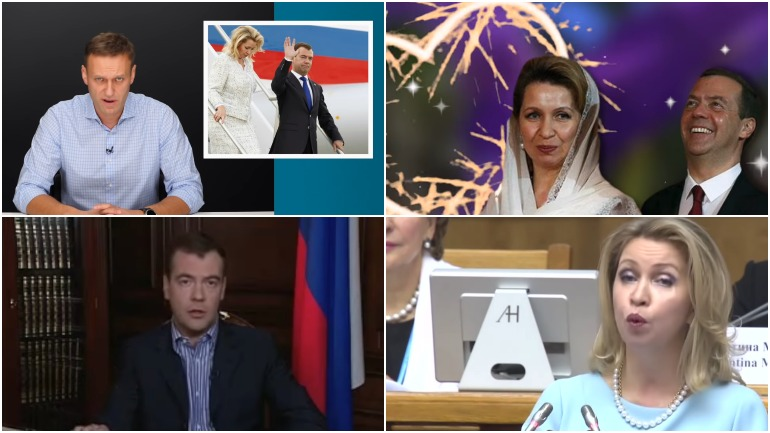 Пресс-секретарь Медведева прокомментировал расследование про жену премьера