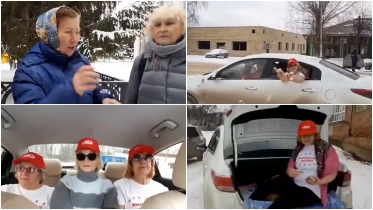 Видео: Бабушки из Уфы сняли клип на песню Тимати ради миллиона рублей