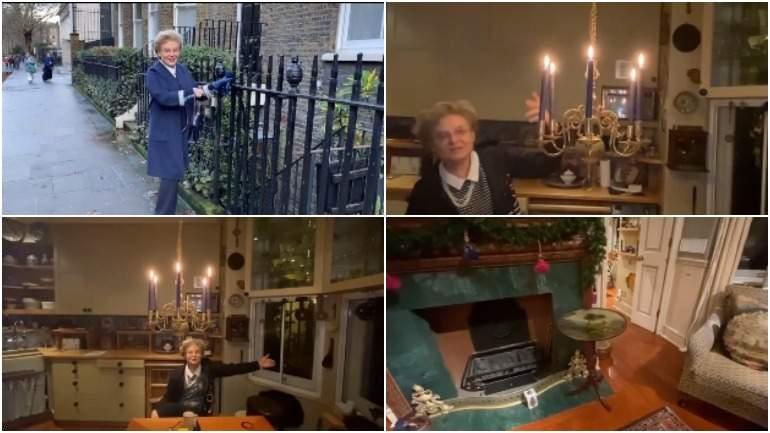 Елена Малышева показала поклонникам свою квартиру в Лондоне