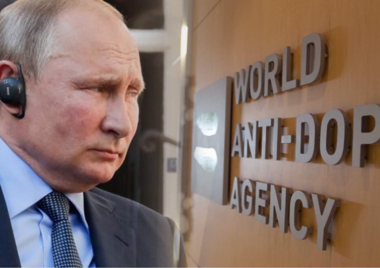 Президент России Владимир Путин во время саммита в нормандском формате 9 декабря прокомментировал решение Всемирного антидопингового