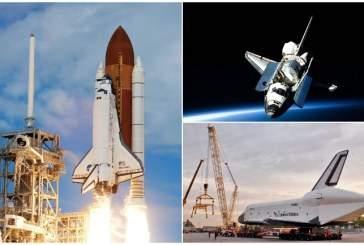 Советские ученые считали, что Shuttle мог сбросить ядерную бомбу на Москву