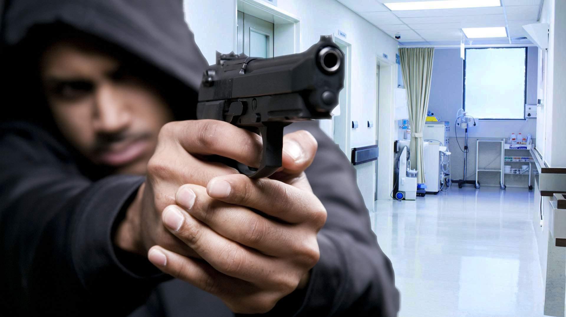 В больнице в Чехии неизвестный открыл стрельбу