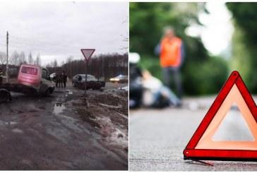 В Подольске два человека погибли в ДТП с участием грузовика