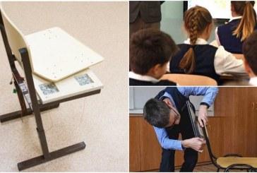 В России создали «умный» стул для коррекции осанки школьников