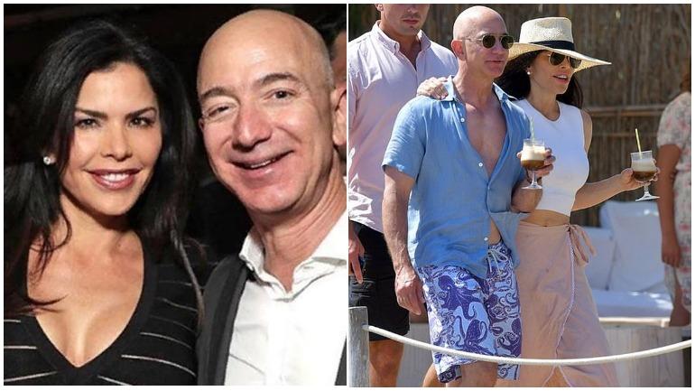 American Media назвала виновника утечки переписки руководителя Amazon слюбовницей
