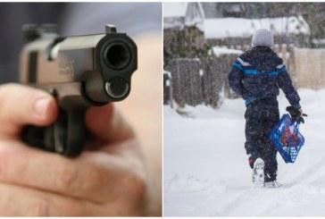 Пенсионер выстрелил в затылок школьнику в Подольске
