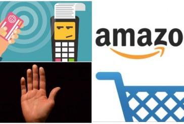 Amazon создает систему оплаты по скану ладони