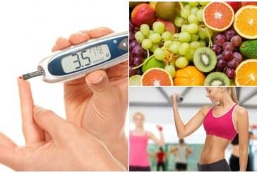 Диетологи поделились естественными способами нормализации уровня сахара в крови
