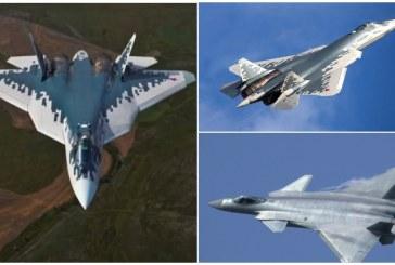 Китай отказался от покупки Су-57 после аварии истребителя