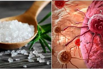 Ученые успешно использовали соль в уничтожении раковых клеток