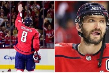 Овечкин добрался до шестого места по победным голам за всю историю НХЛ