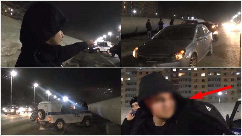В Саратове студент устроил стрельбу по автомобилю из-за дорожного конфликта