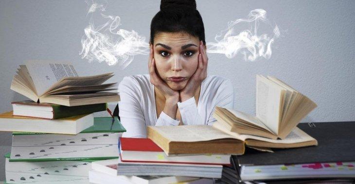 Подготовка к экзаменам – период повышенного стресса