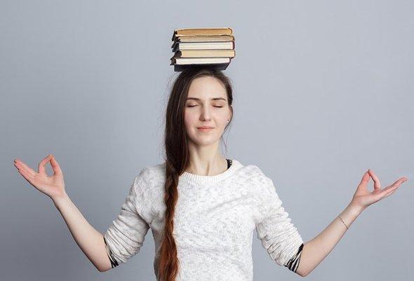 Экзамены пройдут легче, если не переживать по их поводу