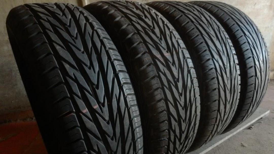 Бывшие в употреблении шины и диски еще послужат