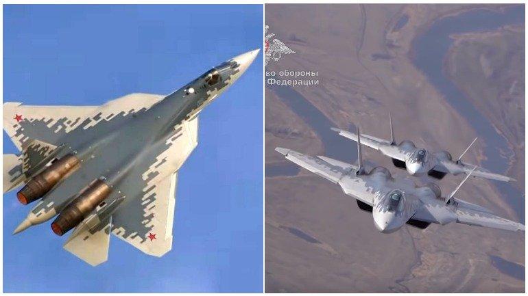 Западные пользователи высоко оценили мастерство пилотов Су-57
