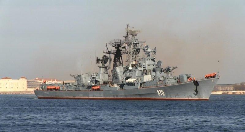 В Севастополе пандемия не мешает созданию музея на бывшем корабле ЧФ