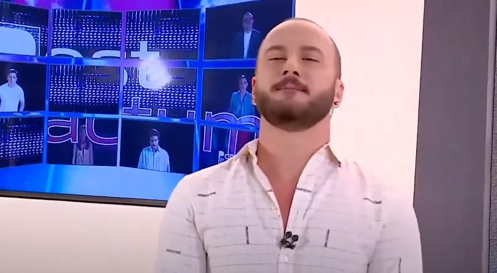 «Тыдаже грузинского г**на недостоин». репортер  Габуния снова обругал Владимира Путина