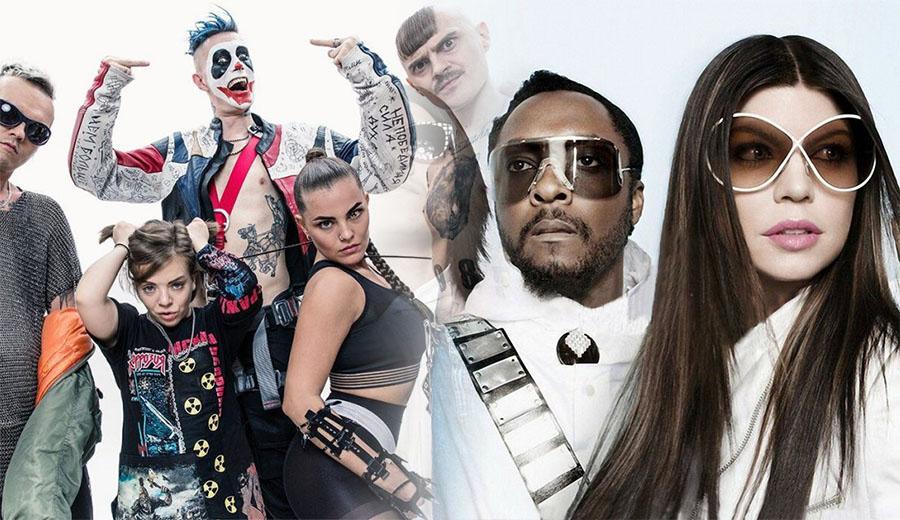 Группу Little Big обвинили в плагиате The Black Eyed Peas