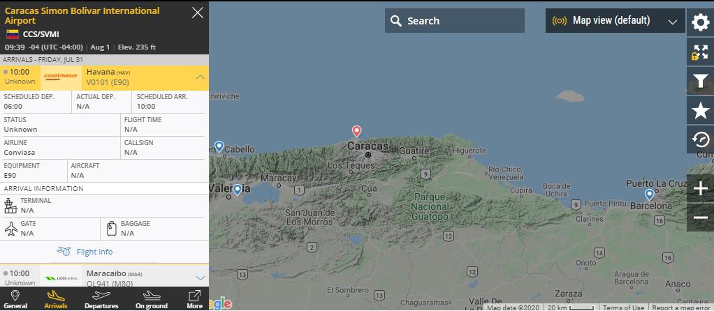 33 сотрудника ЧВОК «Мар», задержанных под Минском, в действительности летели в Венесуэлу