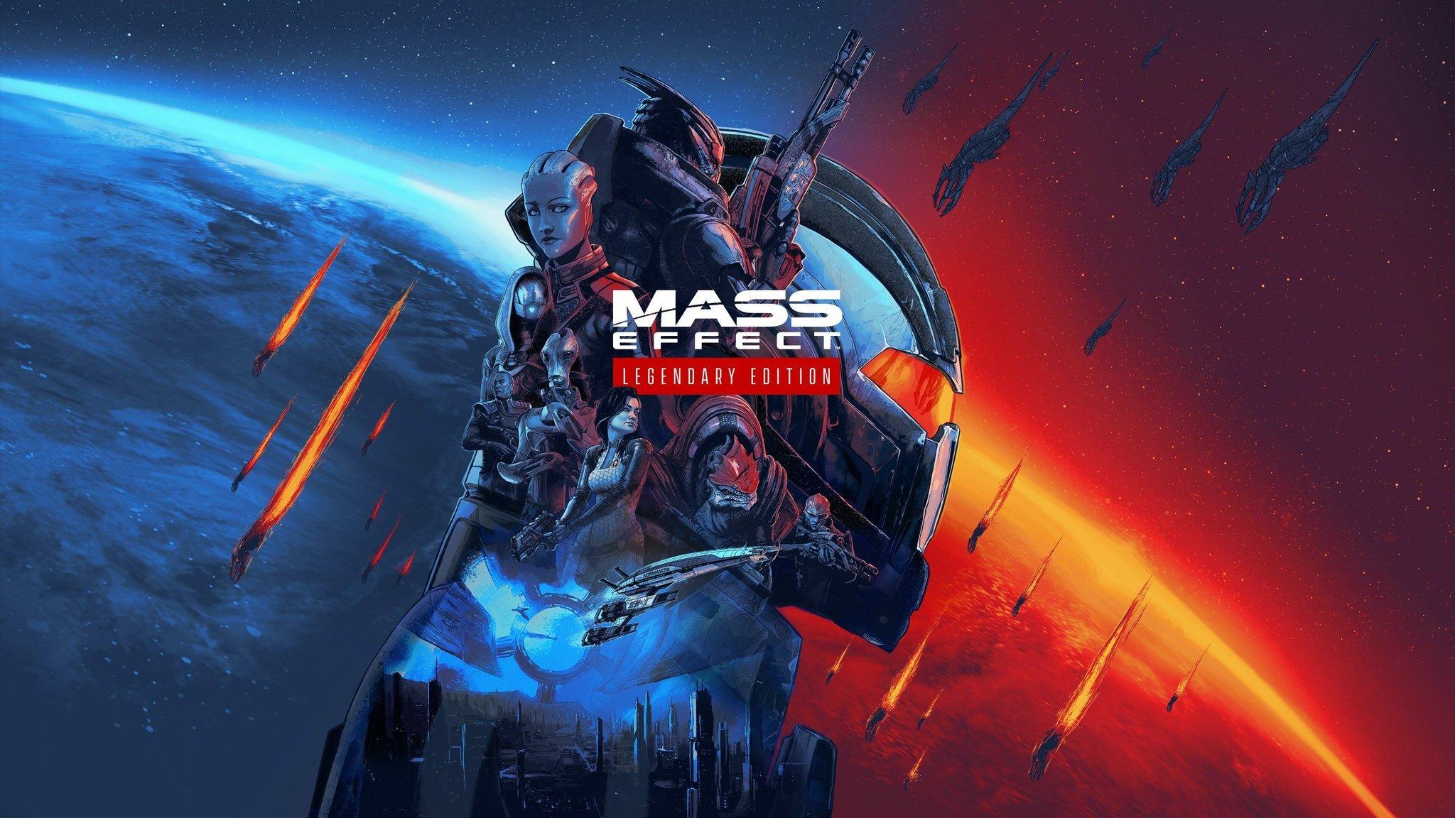 Представлена Mass Effect Legendary Edition, а также совершенно новая игра вселенной
