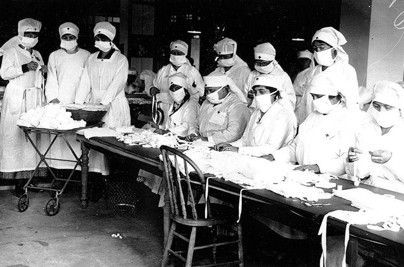 Американцы уже отмечали День Благодарения во время пандемии. Вот что тогда произошло