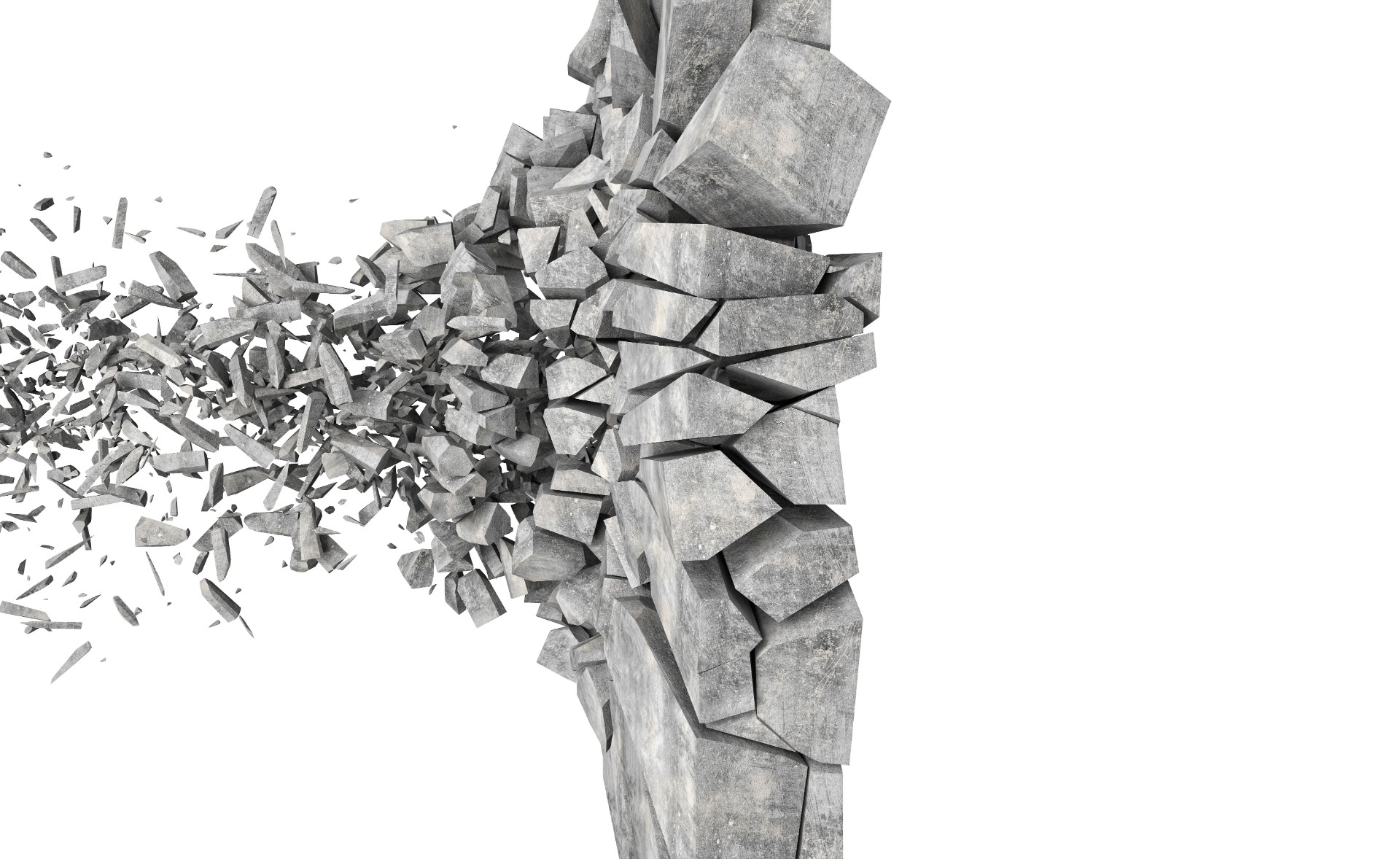 Как взрывается бетон строю баню из керамзитобетона