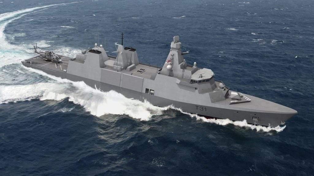 В Британии оценили перспективы развития Королевского флота