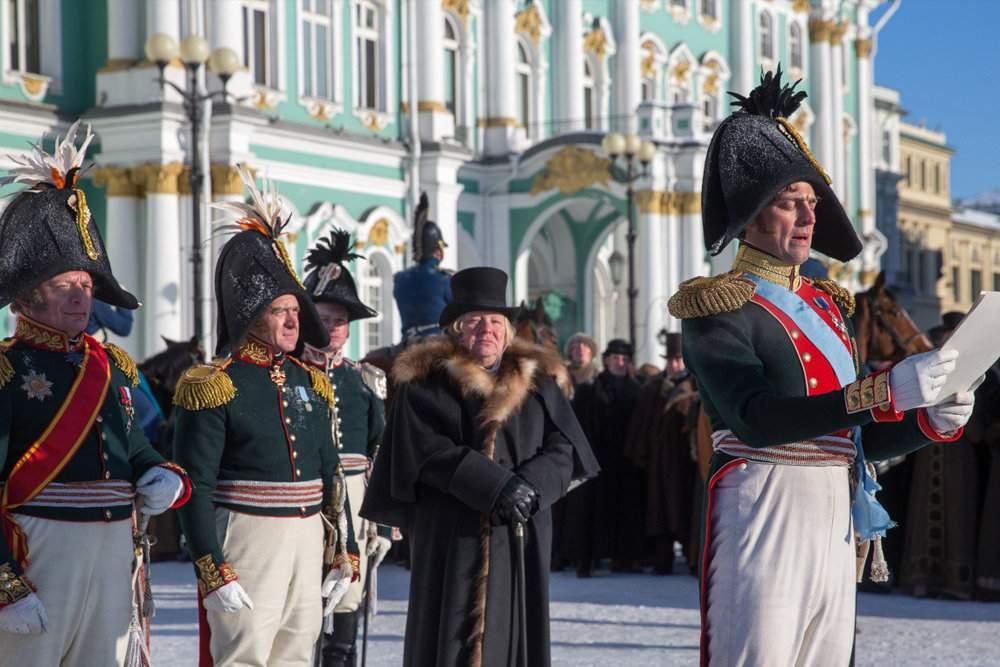 Петербург – город, как в кино