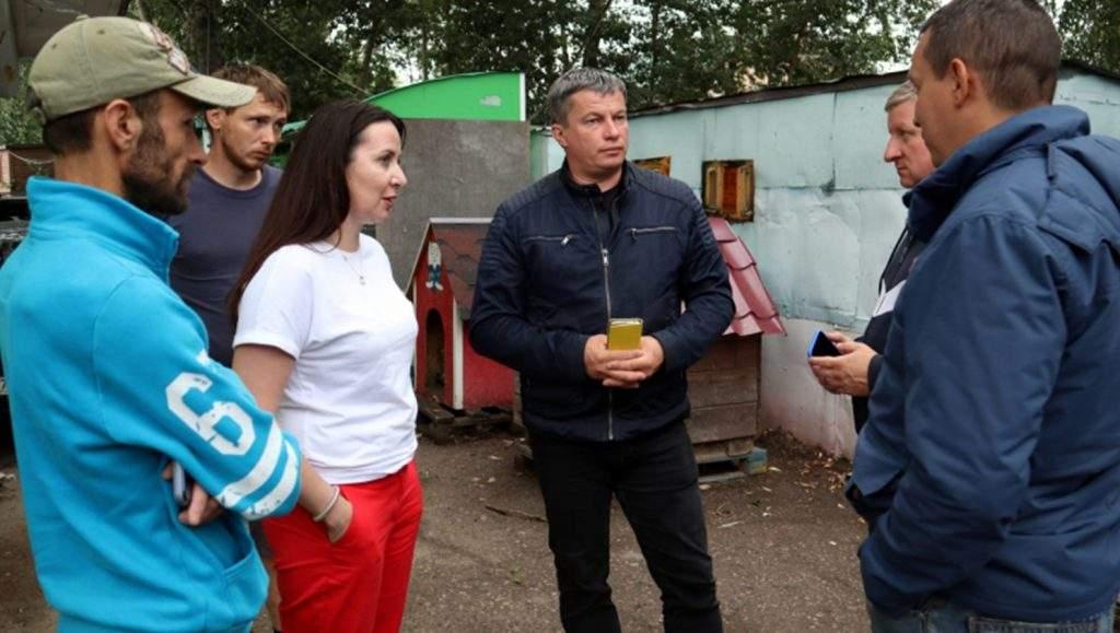В Ярославской области из-за бюрократических проволочек может исчезнуть крупнейший приют для бездомных животных