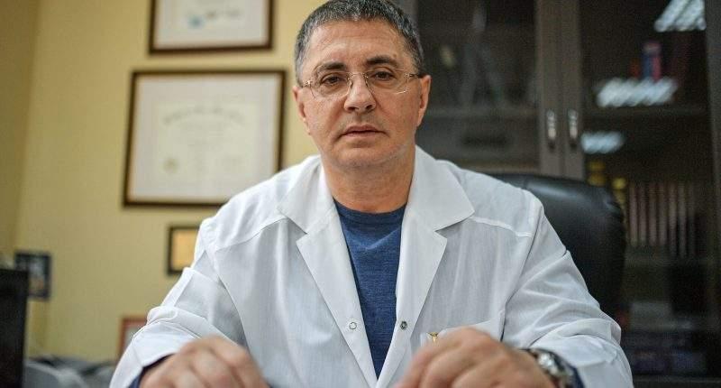 Доктор Мясников рассказал, почему препараты от гипертонии ...