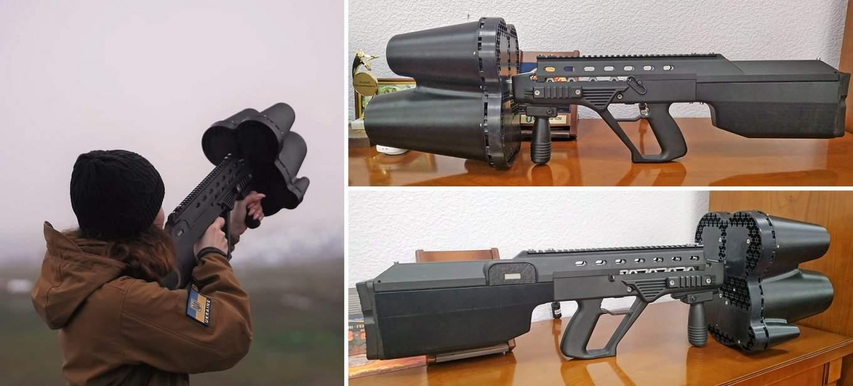 ВСУ на Донбассе получили литовские винтовки для охоты на беспилотники